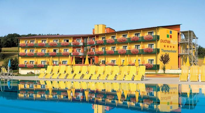 Termálne kúpele Rakúsko - Thermenhotel PuchasPLUS