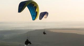 Motorový paragliding Pilotclub