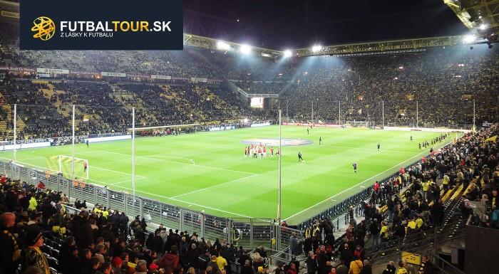 Futbalový zápas Nemecko - Argentína v Dortmunde