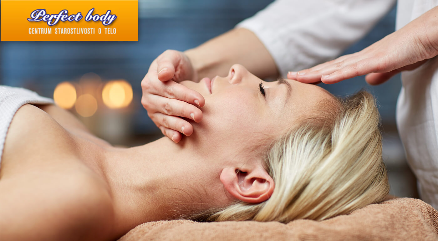 Kraniosakrálna terapia v salóne Perfect Body