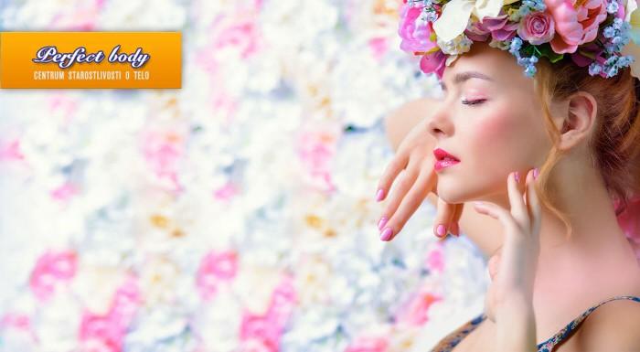 Ošetrenie Slimwave a masáž jadeitovým kameňom