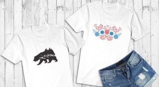 Naše tričká - dámske