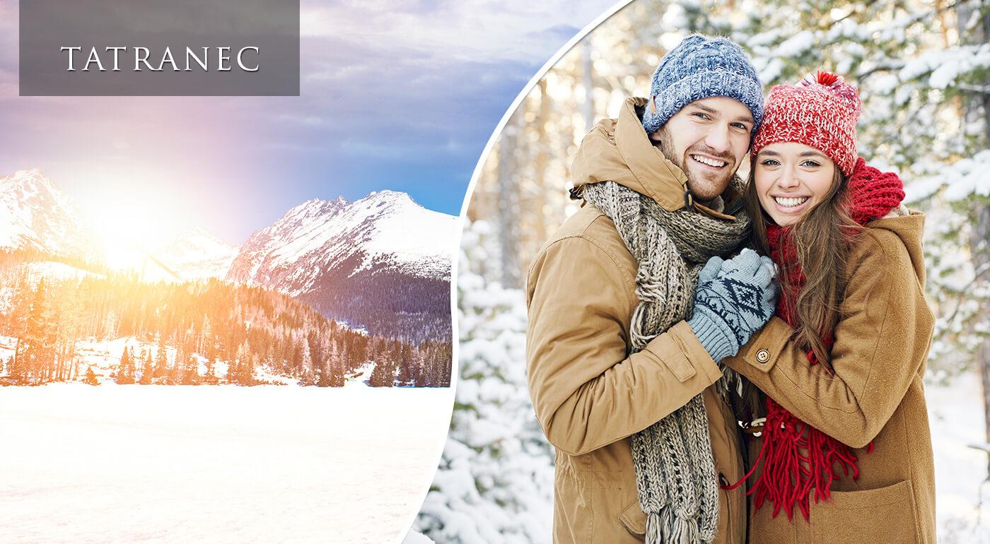 Vysoké Tatry: Zimný pobyt v Hoteli Tatranec** v Tatranskej Lomnici