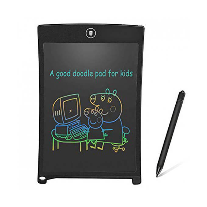 Detský tablet 8,5 palcov - zápisník s perom (21,5 x 14 cm)
