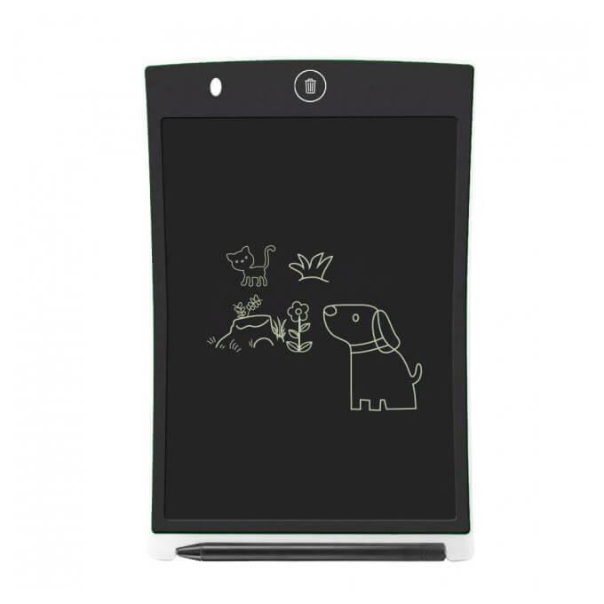 Detský tablet 12 palcov - zápisník s perom (28 x 18,5 cm)