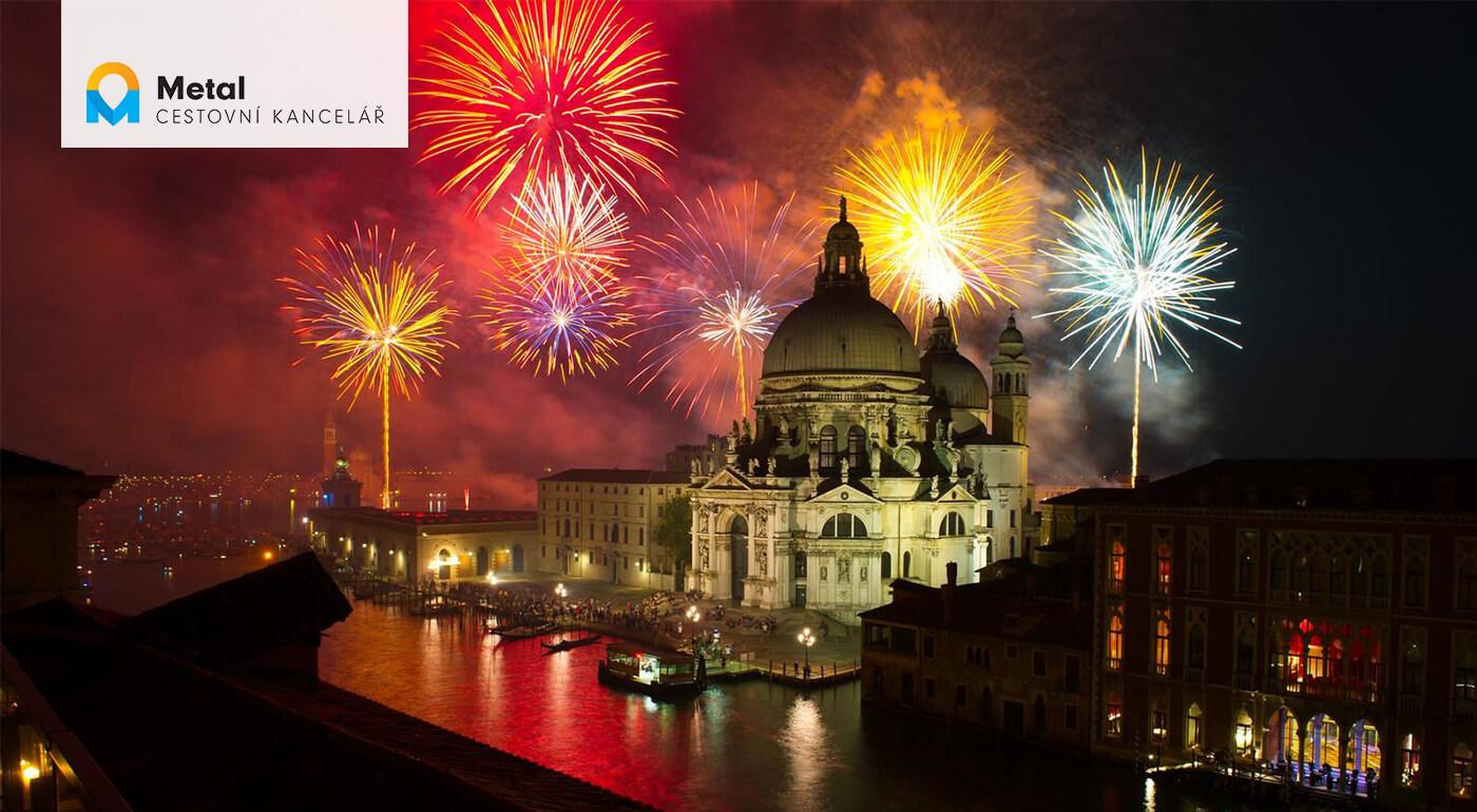 Silvestrovské Benátky a Verona - 4 dni plné romantiky a poznávania aj s fľašou sektu grátis