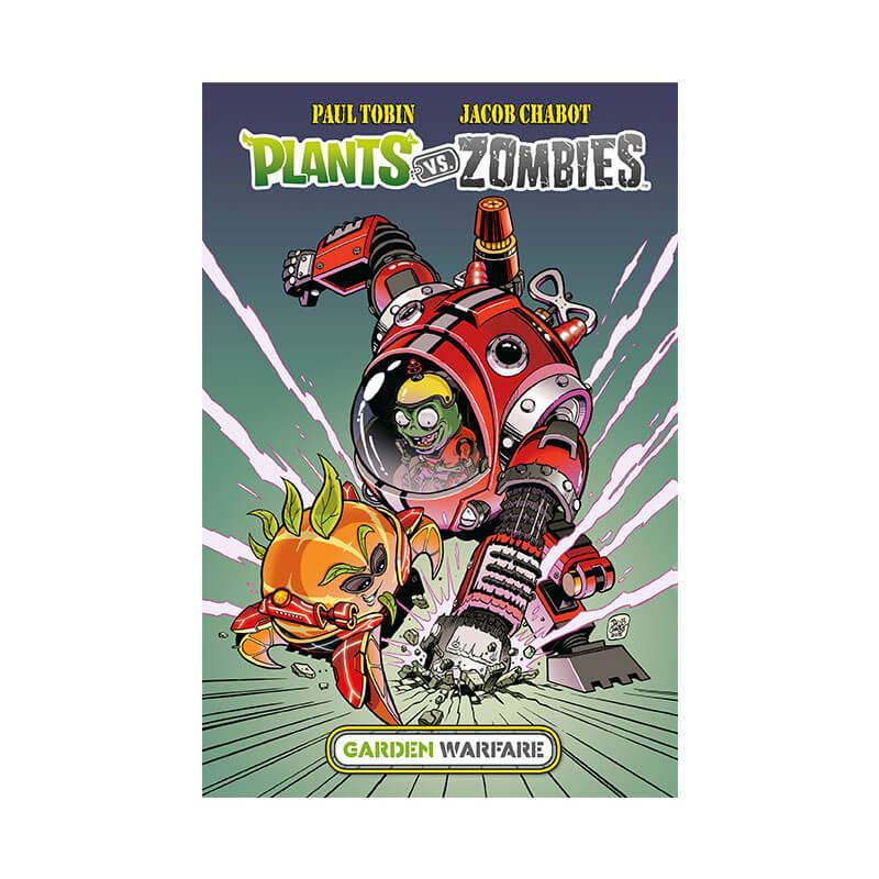 Detský komiks Plants vs. Zombies Garden Warfare (v slovenskom jazyku)