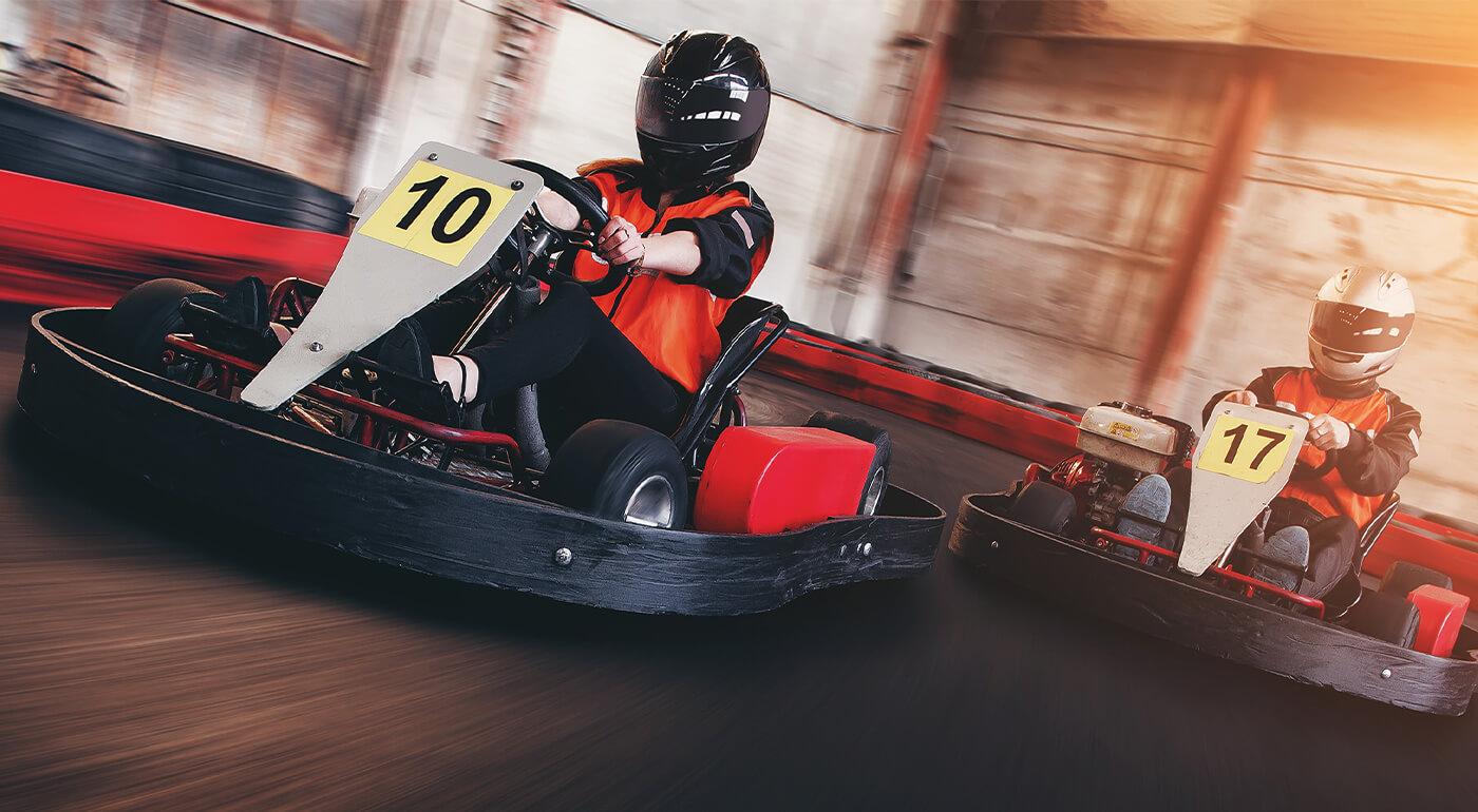 Svit, Vysoké Tatry: Jazda na motokárach plná adrenalínu a zábavy pre každého