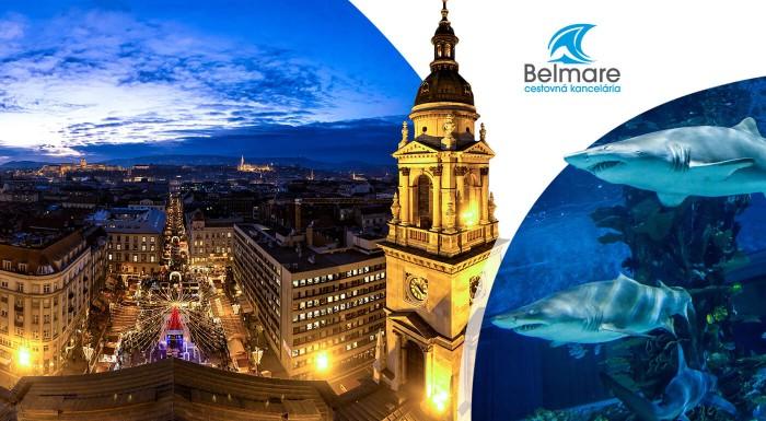 Navštívte vysvietenú Budapešť v predvianočnom období a užite si decembrový víkend v slávnom Tropikáriu. Na 2-dňovom zájazde spoznáte mesto na prehliadke s profesionálnym sprievodcom.