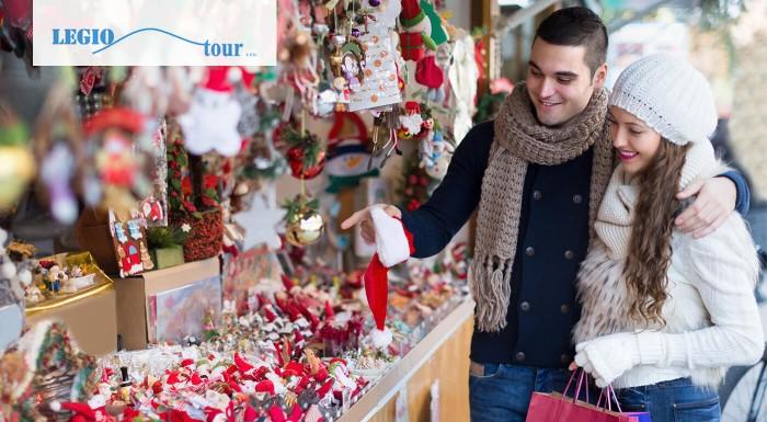 Vianočné trhy v Győri