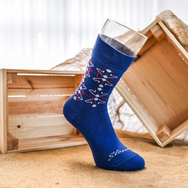 FunnySOX ponožky Človek - veľkosť 36-40