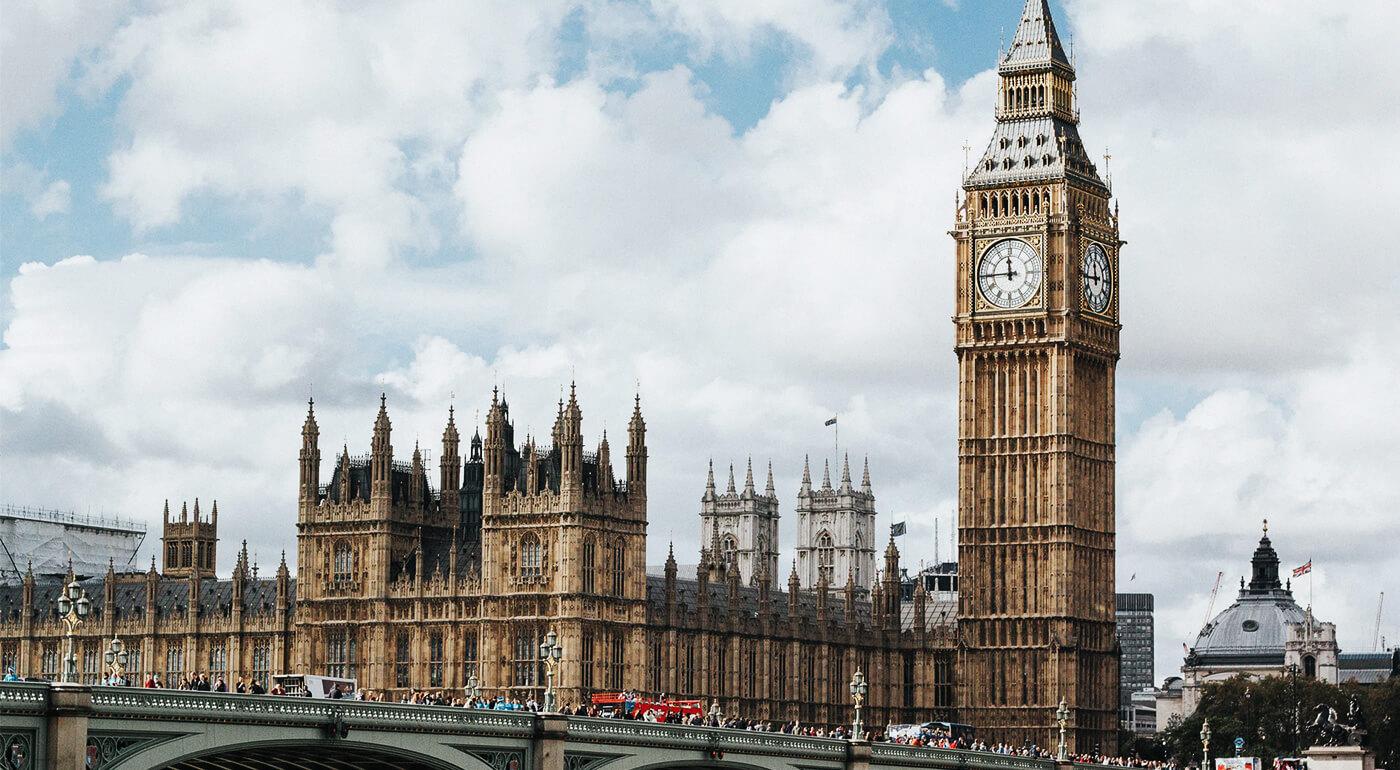 Anglicko: City break v Londýne v Pavilion Hoteli *** na 3 dni s raňajkami