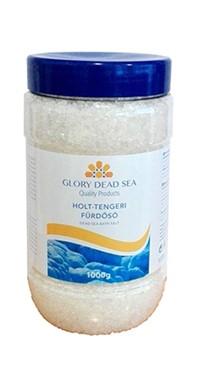 Glory Soľ z Mŕtveho mora soľ do kúpeľa 1000 g