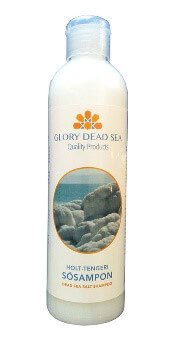 Glory Minerálny šampón 250 ml