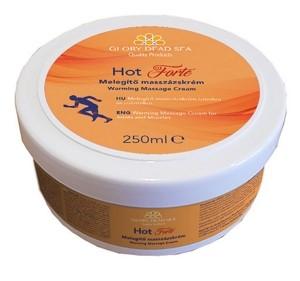 Glory Hot Forte hrejivý masážny krém 250 ml