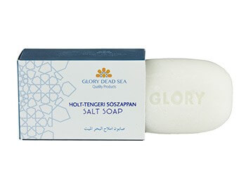 Glory Minerálne mydlo - Mŕtve more 120 g