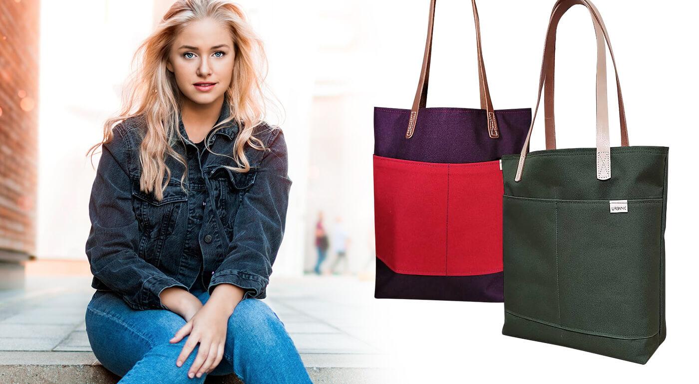Tašky na rameno Urbanic bag vyrobené na Slovensku