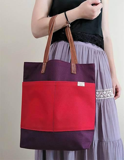 Urbanic bag - VioRosso G