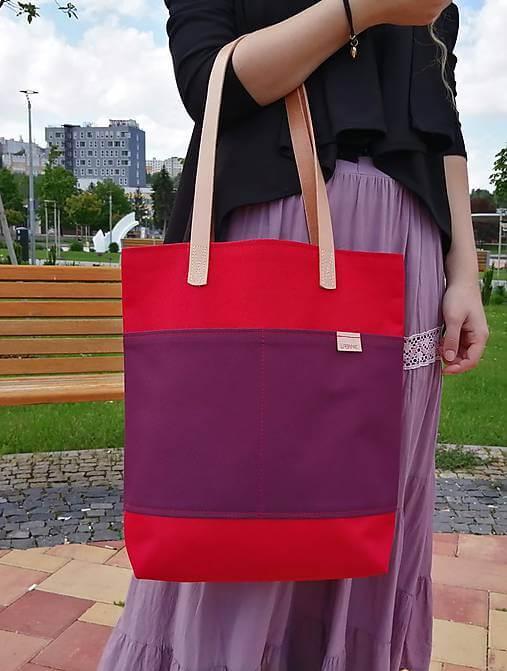 Urbanic bag - VioRosso