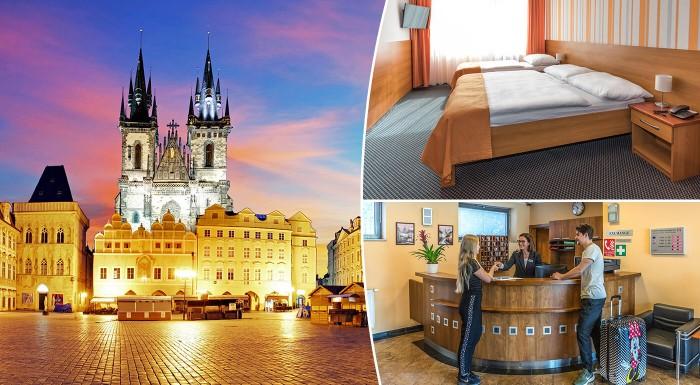 Skvelé 3 dni v Hotel Bridge*** v Prahe