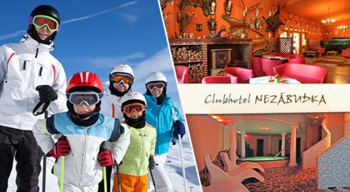 All inclusive pobyt vo Vysokých Tatrách. Resort Nezábudka - miesto pre váš oddych. Deti do 6 rokov zadarmo! Limit 400 kupónov.