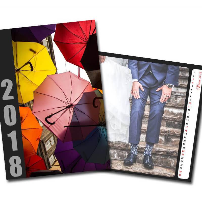 Veľký nástenný mesačný kalendár vo formáte A3 (S15, S20)