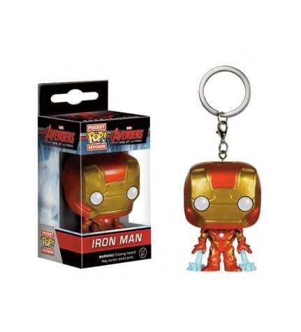 Kľúčenka Iron Man