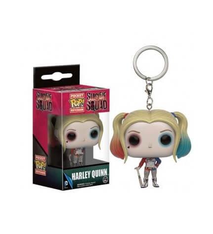 Kľúčenka Harley Quinn