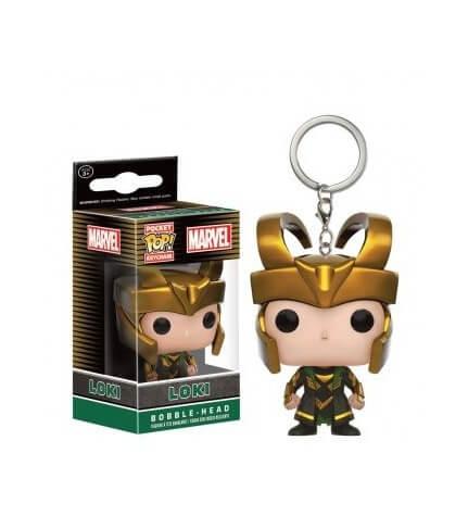 Kľúčenka Loki
