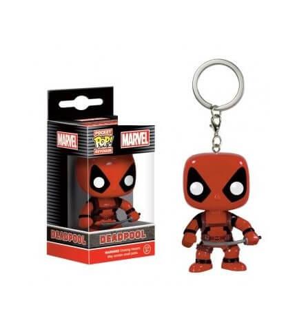 Kľúčenka Deadpool