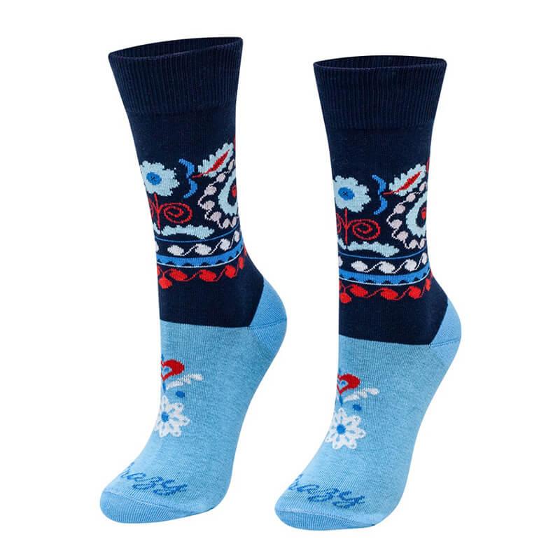 Crazy Step ponožky Ľudovky - veľkosť 35-38