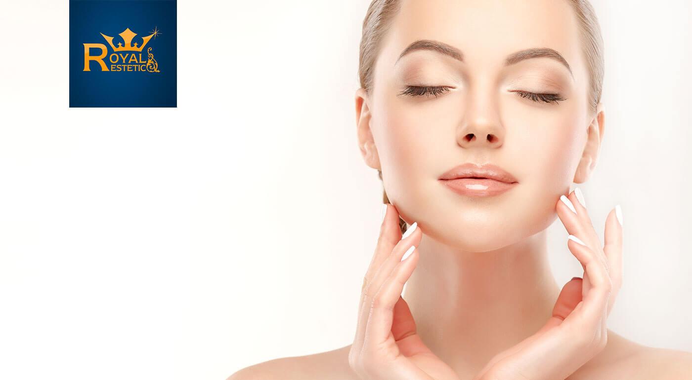 Okamžité omladenie a revitalizácia pleti - liftingové ošetrenie tváre v Royal Esthetic