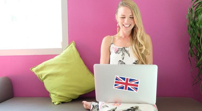 Obľúbený online kurz angličtiny s certifikátom