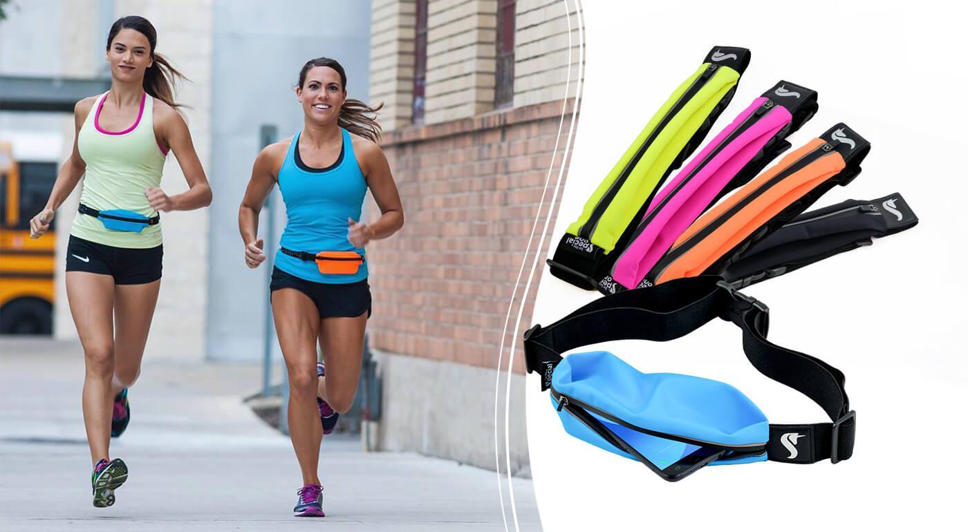Set športových kapsičiek Be The Special One - praktický doplnok pri športe i na bežné nosenie