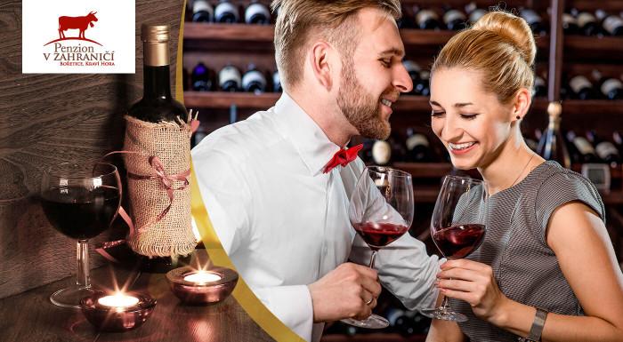 Vinársky pobyt pre dvoch na južnej Morave