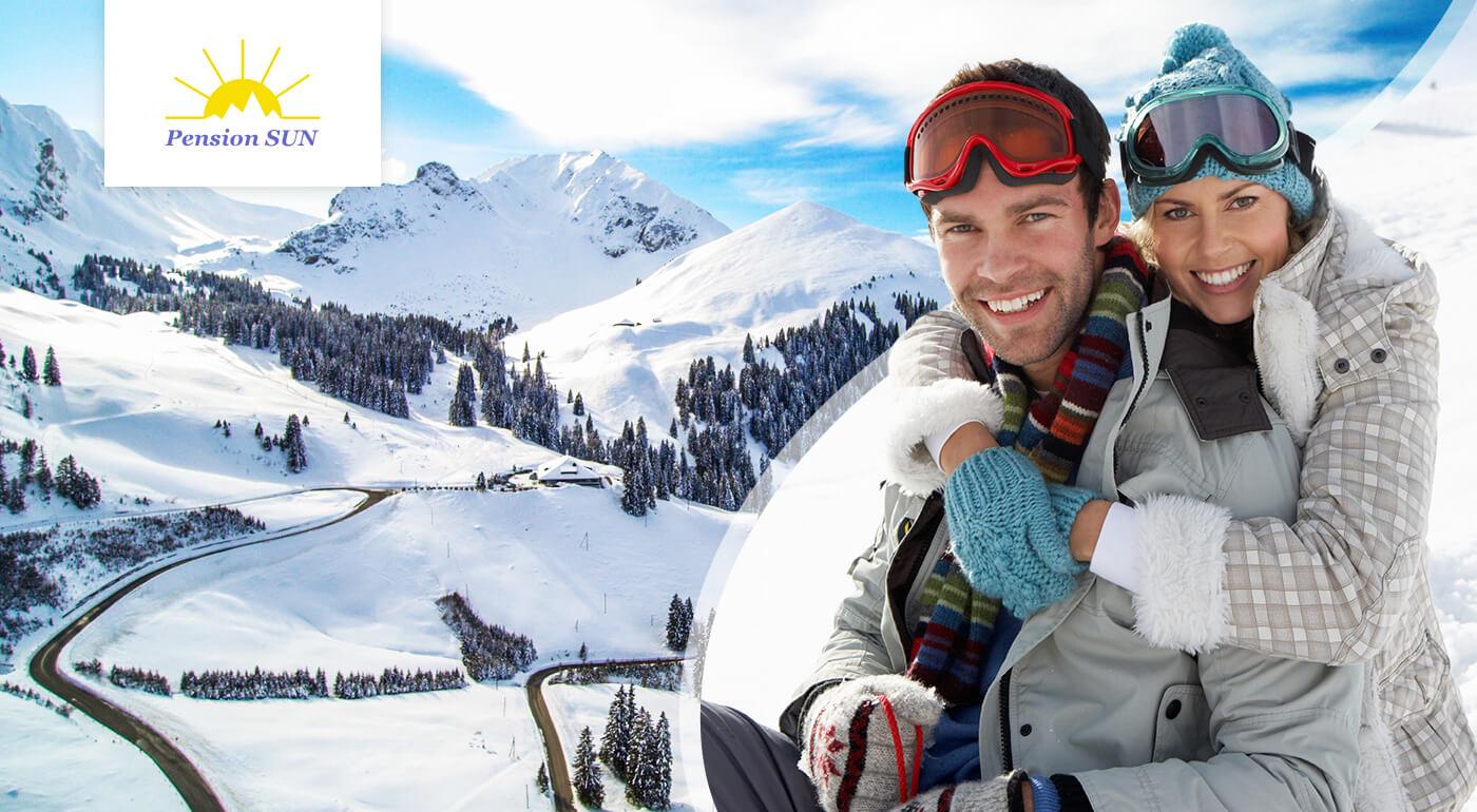 Rakúske Alpy: Pohodová dovolenka s ubytovaním v českom Penzióne Sun s raňajkami