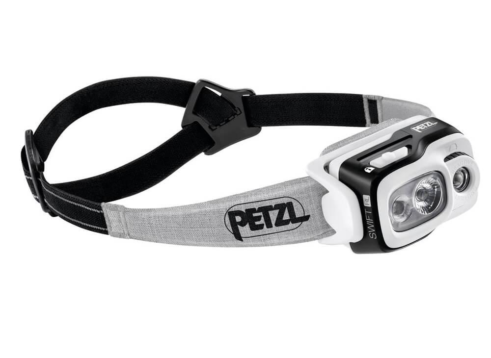 PETZL Swift RL čelovka - čierna