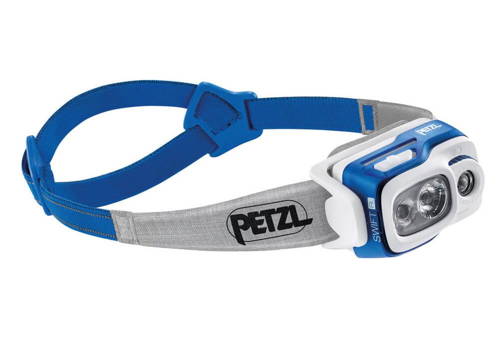 PETZL Swift RL čelovka - modrá