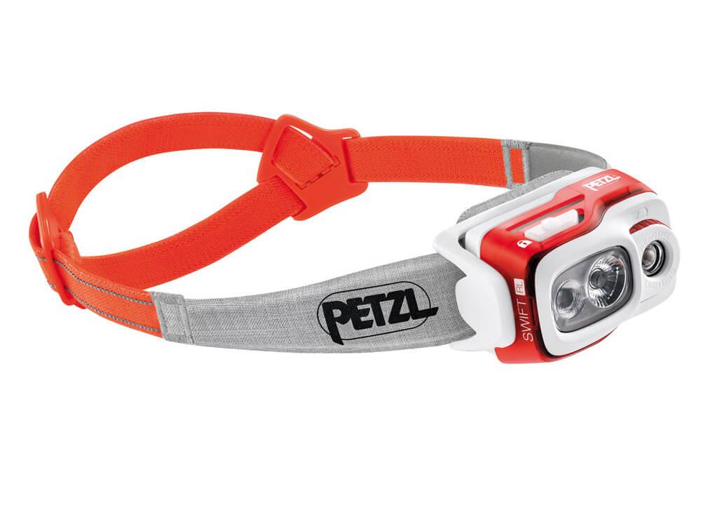 PETZL Swift RL čelovka - oranžová