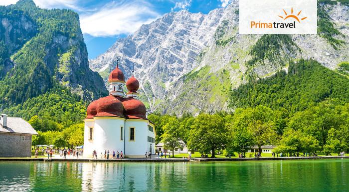 Spravte si príjemný výlet do Bavorska s CK Prima Travel! V cene zahrnutá doprava, ubytovanie v hoteli s raňajkami a sprievodca.