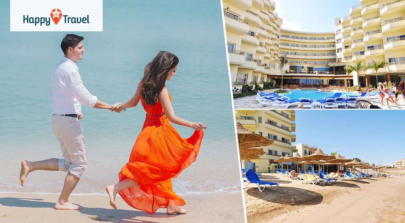 Egypt - Hurgada: Letná dovolenka na 8 alebo 15 dní v Magic Beach Resorte**** s all inclusive - odlet z Piešťan