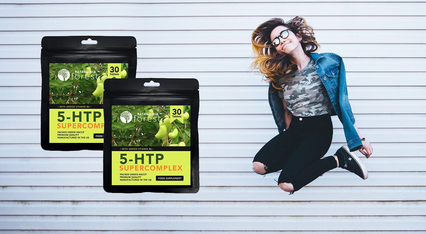 Výživový doplnok 5-HTP: Prírodné riešenie pre pozdvihnutie dobrej nálady a potláčanie úzkosti a depresie