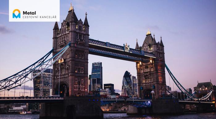 Londýn, Seven Sisters a Leeds Castle počas 5 dní