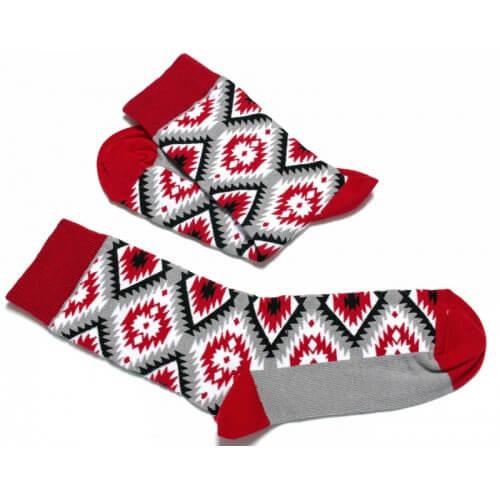 FunnySOX ponožky Indiánky Ribana - veľkosť 36-40