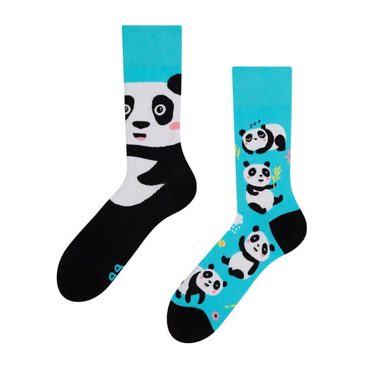 Good Mood ponožky Panda - veľkosť 35-38