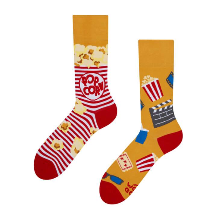 Good Mood ponožky Popcorn - veľkosť 35-38