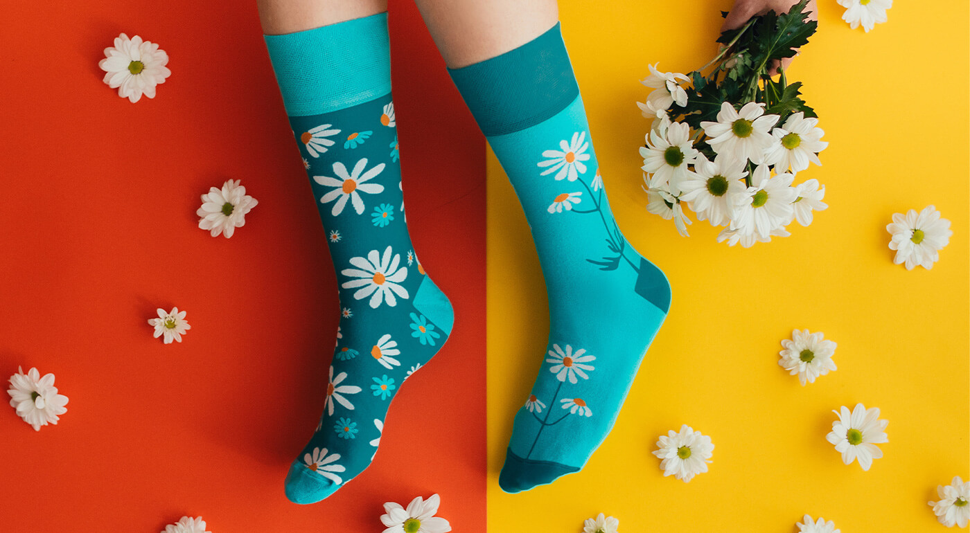 Ponožky Good Mood od Dedoles - edícia Krásy prírody