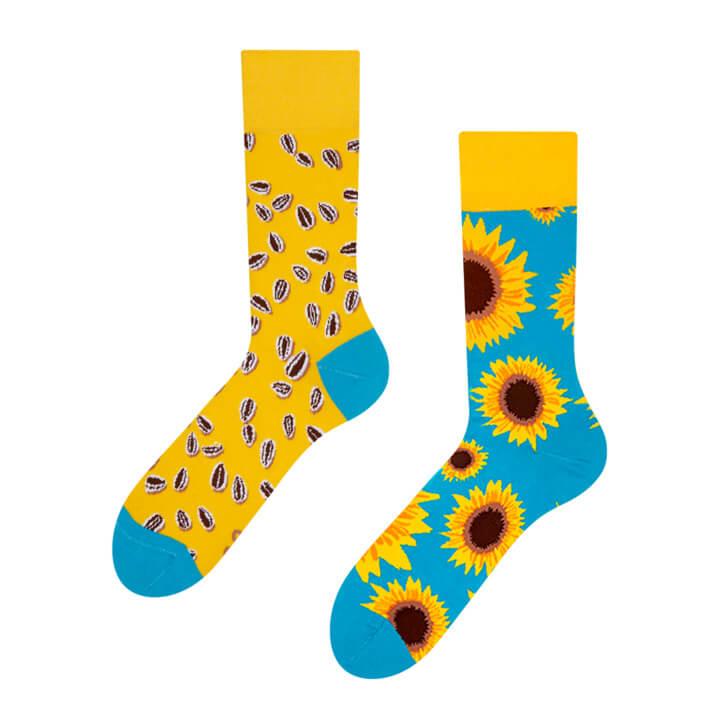 Good Mood ponožky Slnečnica - veľkosť 35-38