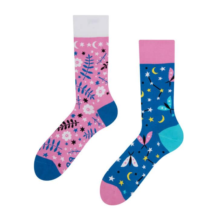 Good Mood ponožky Nočný motýľ - veľkosť 43-46