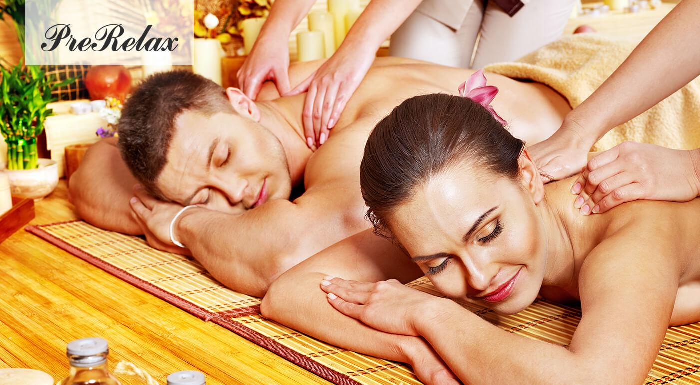 Thajská masážna procedúra Royal Relax pre 1 osobu
